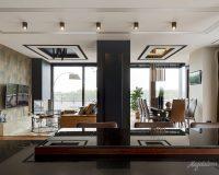Awangardowy apartament z widokiem